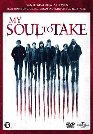my soul to take - wes craven