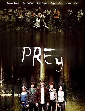 Short zombie movie - Prey