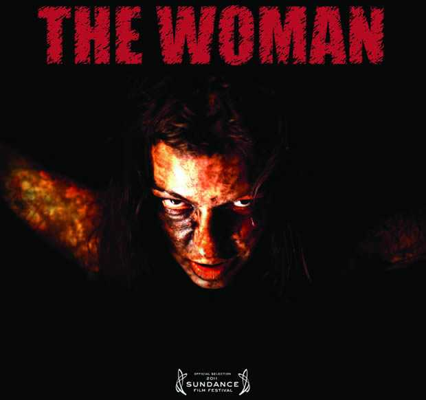 poster the woman - lucky mckee