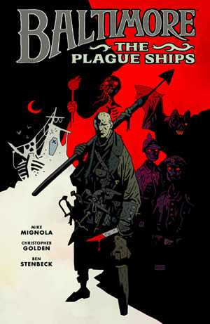 Baltimore Plague Ships hardcover