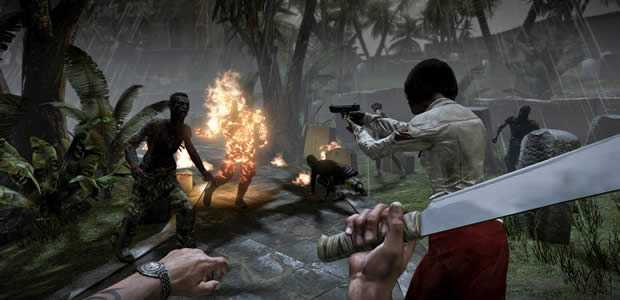 Dead Island Co-op Mode