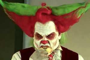 eddie de clown, fright nights
