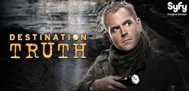 joshua gates - destination truth