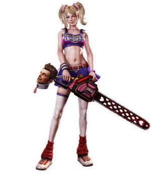 Juliet Starling Lollipop Chainsaw