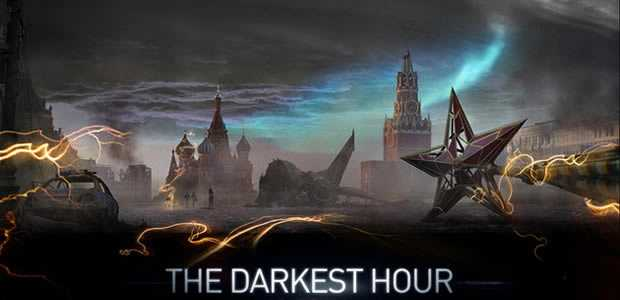 Science fiction thriler The Darkest Hour
