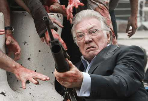 Alan Ford, o.a. bekend van Snatch, in Cockneys vs. Zombies