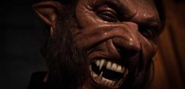 Billy Murphy as werewolf