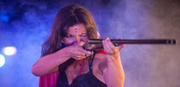Coralie Rose in Strippers vs Werewolves