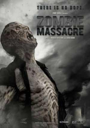Zombie Massacre Poster