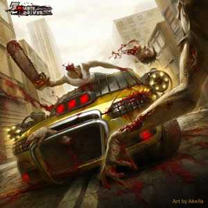 Zombie Driver PS3
