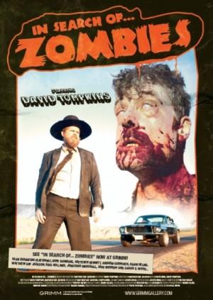 In search of zombies van Matthew Day Jackson