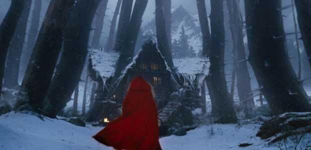 Roodkapje bij het huis van oma, maar waar is de wolf?