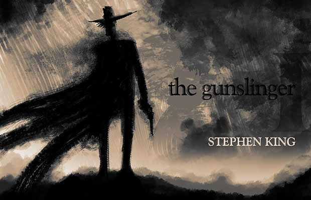 The Dark Tower Gunslinger The Dark Tower: films een derde goedkoper, serie naar HBO