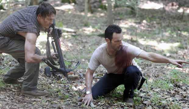 The Walking Dead s02e01 AMC en FOX bevestigen The Walking Dead seizoen 3
