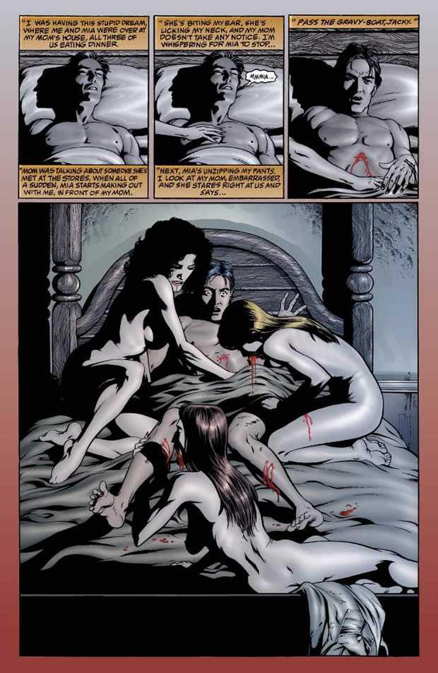 Vampirella vs Dracula 2012