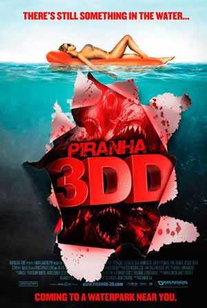 fanposter piranha 3dd