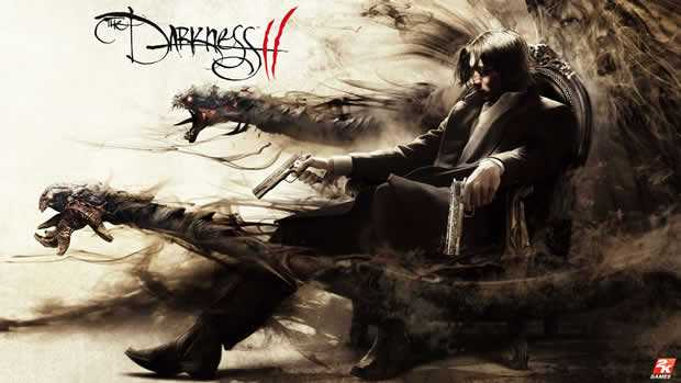 Game: The Darkness 2 - art