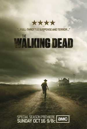 Poster Walking Dead season 2