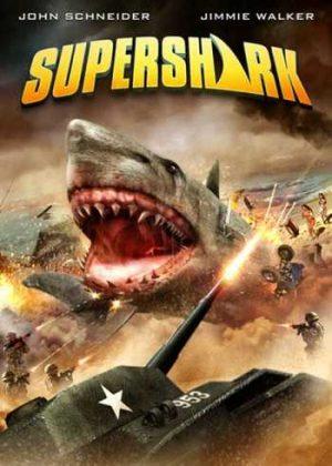 Super Shark 300x420 Super en Sand Sharks? Trailers twee vreemde haaienfilms