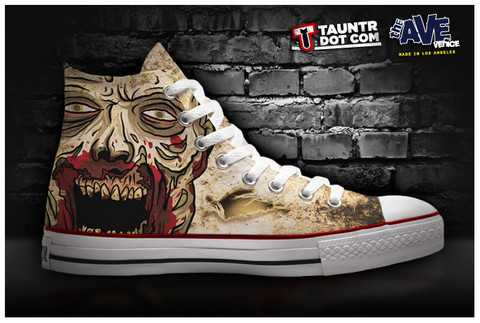 Walking Dead - Converse All Stars