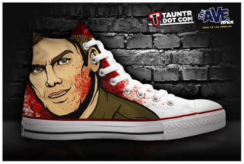 Dexter - Converse All Stars
