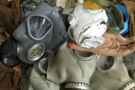 Gasmaskers van Fase 3