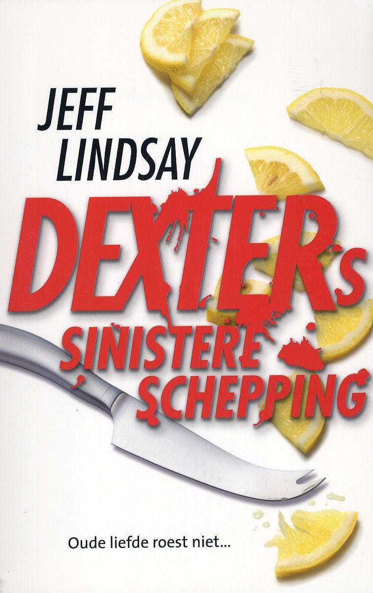 Boek: Dexter's Sinistere Schepping