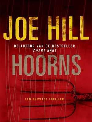 Het boek Hoorns van Joe Hill