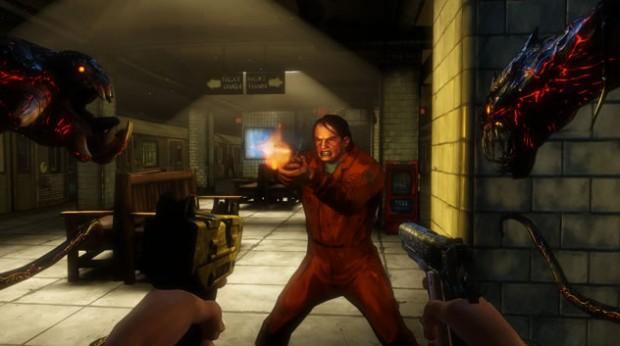 The Darkness 2 - screenshot a