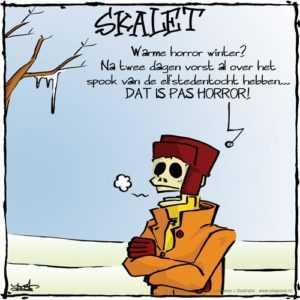 De horrorwinter van Skalet