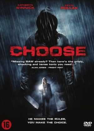 Choose dvd 2011 300x420 Recensie: Choose (Marcus Graves, 2011)