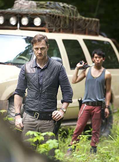 The+Governor1 Een eerste blik op het derde seizoen van The Walking Dead