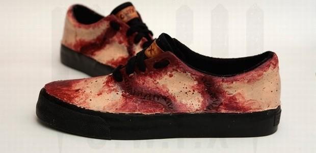 ed gein schoenen van openwound fx