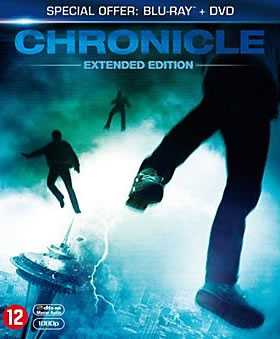 chronicle Blu ray Chronicle (Josh Trank, 2012)