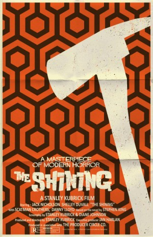 the shining poster by markwelser d2yfa38 300x463 Krijgt Stanley Kubricks The Shining een prequel?