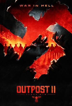 Outpost II Black Sun 300x444 Poster en trailer voor nazi zombiefilm Outpost 2: Black Sun