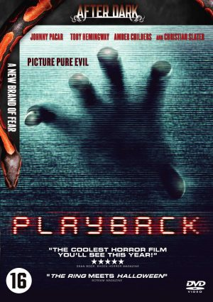 Playback DVD 300x425 Recensie: Playback (Michael A.Nickles, 2012)
