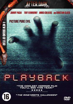Playback DVD 300x425 Recensie: Playback (Michael A.Nickles, 2012)