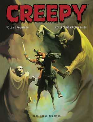 creepy archives 14 cover Comic classics: Creepy Archives #14 en Eerie Archives #11