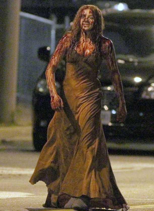 Chloe Moretz als Carrie White