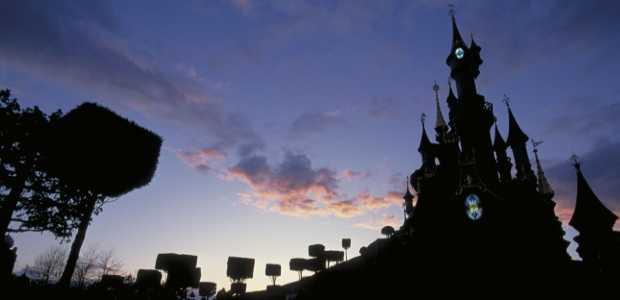Sfeervolle Halloween in Disneyland Parijs