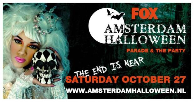 FOX Amsterdam Halloween