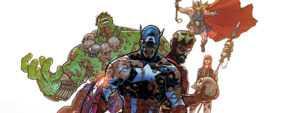 Marvel Universe vs The Avengers