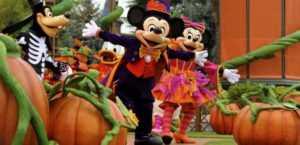 Mickey's Halloween Treat