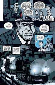 The Strain #5 Holocaust
