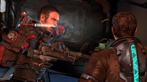 Dead Space 3 coöp