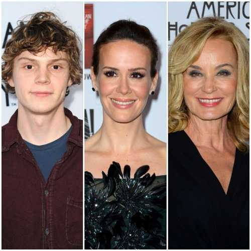 American Horror Story S3 cast