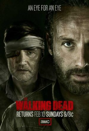 The Walking Dead Poster 3.5