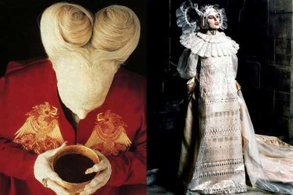 Kostuums in Bram Stoker's Dracula