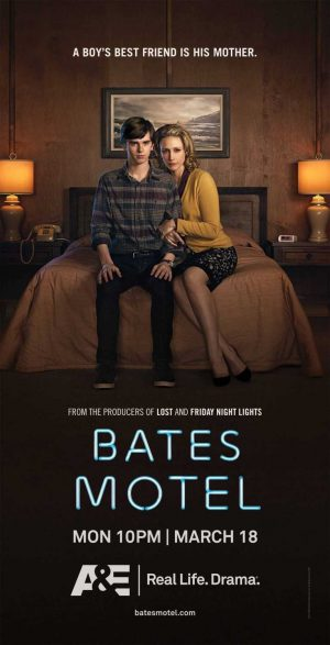 Bates Motel S1 mother poster